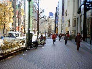 渋谷・公園通り