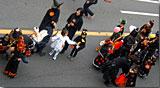 オーソドックスな仮装は安心してみられます。家族(.?)参加でほのぼの。 photo by OptioS(edited)