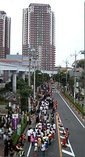 ユーカリハロウィン・ハロウィンパレード photo by OptioS(edited)