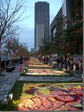 Infiorata2004 photo by OptioS