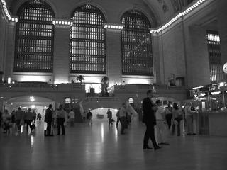 Grand Central Station photo by OptioS