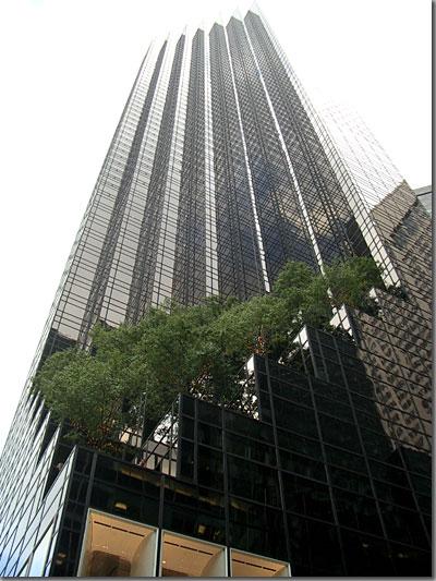 トランプタワー photo by OptioS