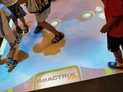 Reactrix 1/50sec