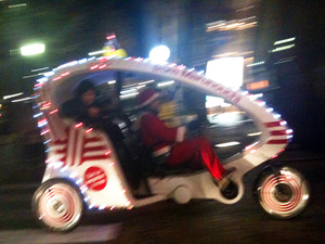 Santabicycle