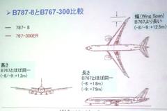 Comparisonb787b767