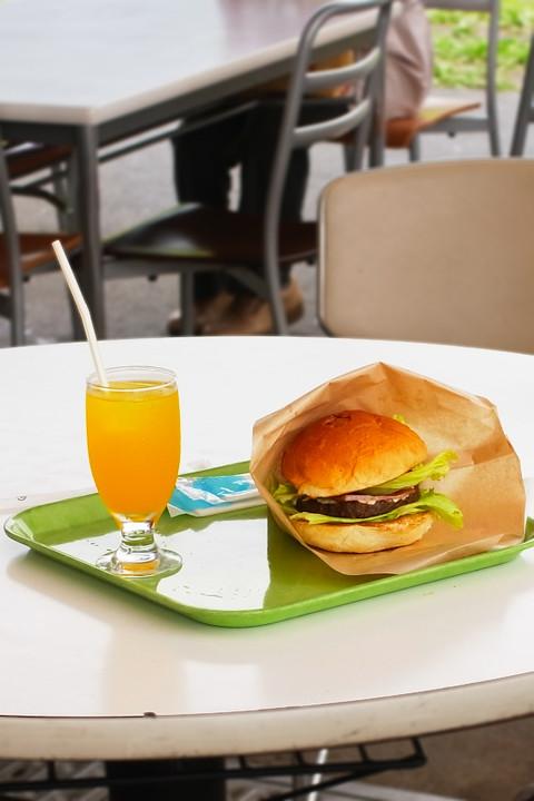 Tanbaraburger