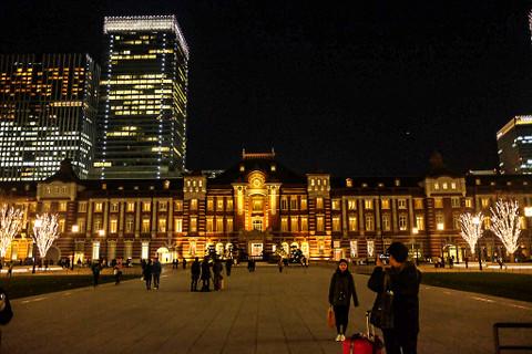 Tokyostationmarunouchisquare