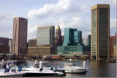 Baltimore インナーハーバー photo by *istD