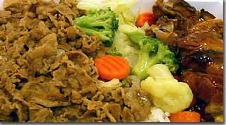 Beef&Chiken combo photo by OptioS