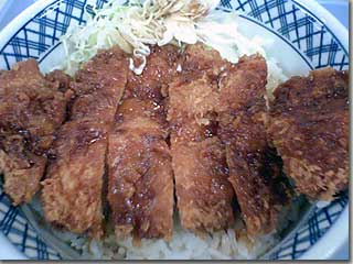 ソースカツ丼 photo by PEG-TH55