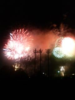 来てよかった。東京湾大華火祭2006